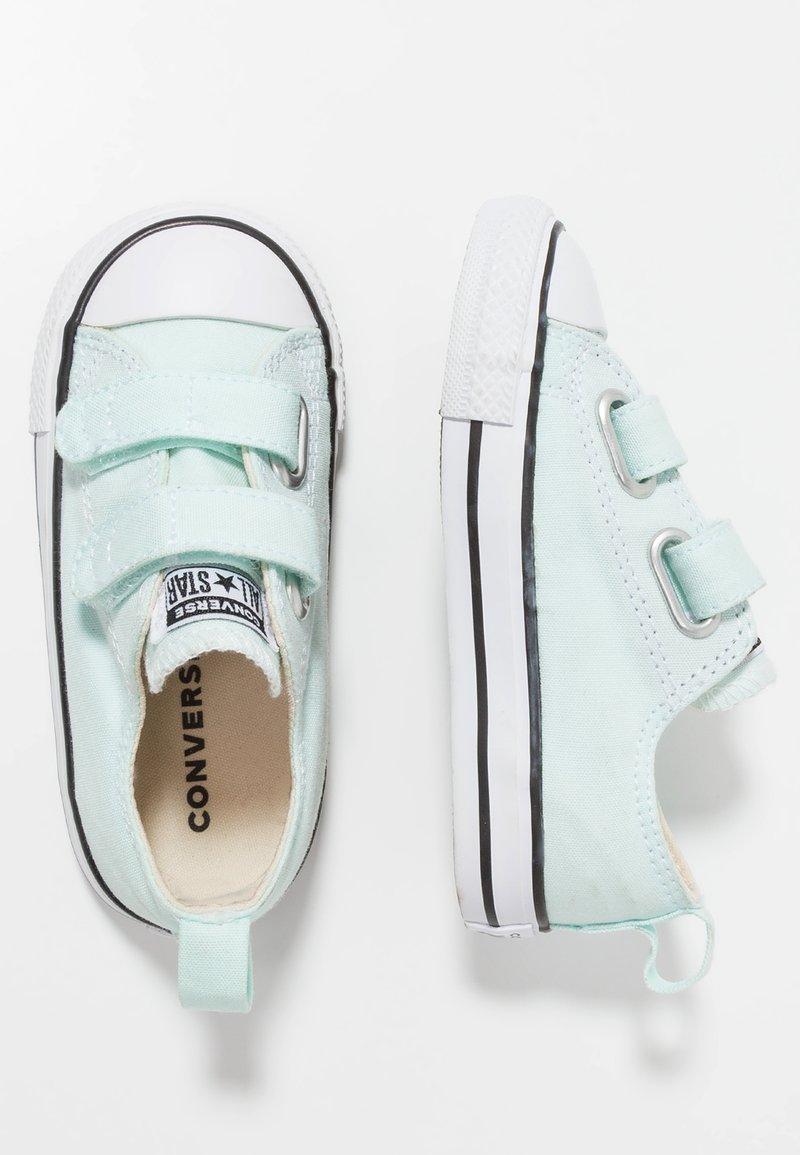 Converse - CHUCK TAYLOR ALL STAR  - Lära-gå-skor - teal tint/natural ivory/white
