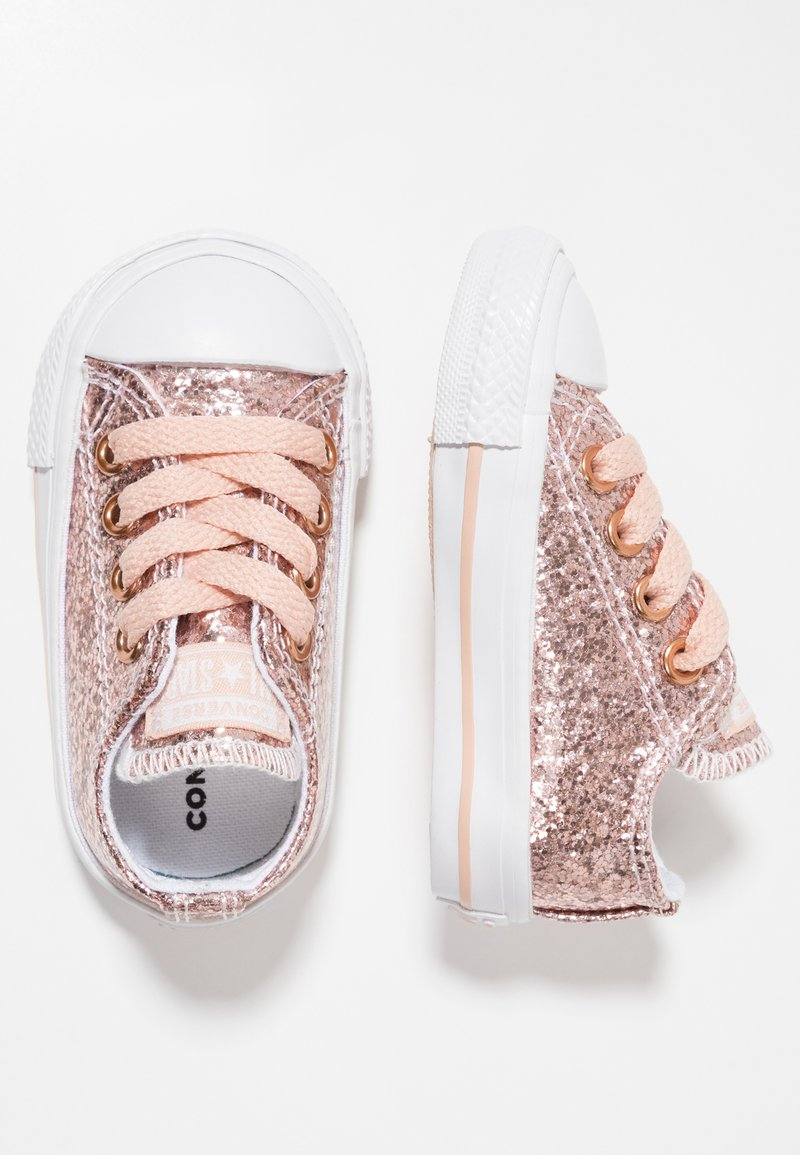 Converse - CHUCK TAYLOR ALL STAR - Sneakers laag - dusk pink/blush gold/white