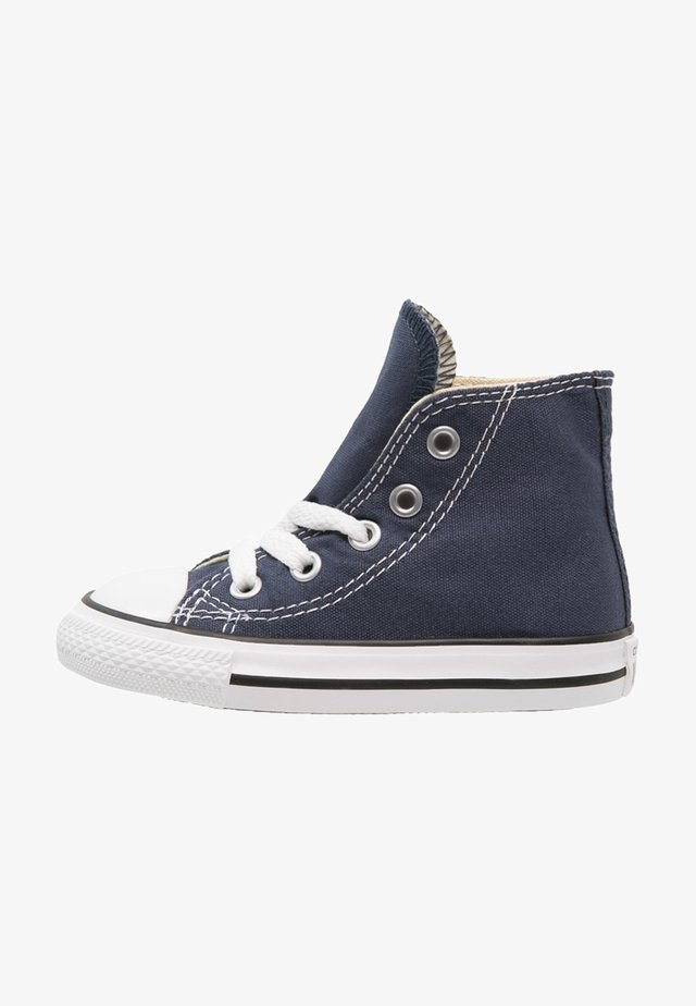 CHUCK TAYLOR ALL STAR - Sneakers hoog - bleu / blanc