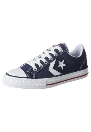 STAR PLAYER - Baskets basses - navy/white