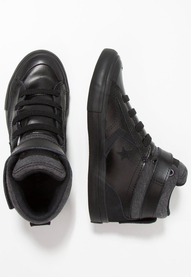 Converse - PRO BLAZE STRAP - Høye joggesko - black