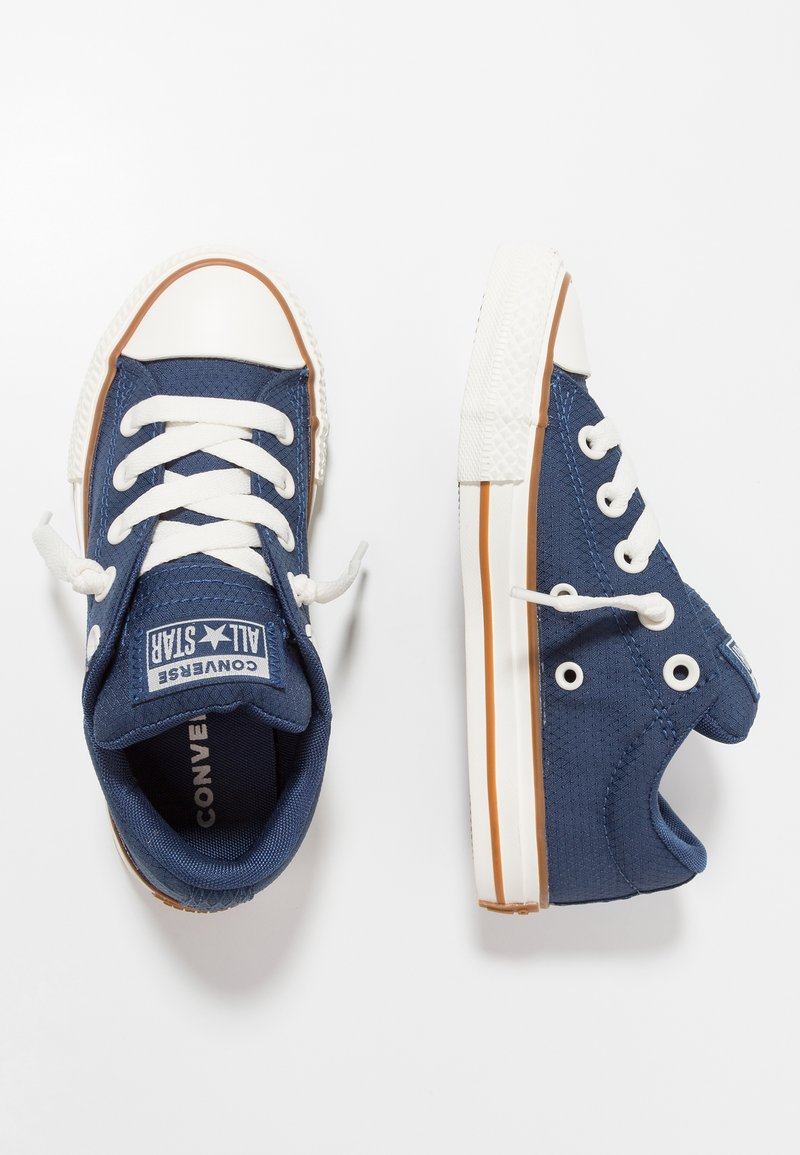 Converse - CHUCK TAYLOR ALL STAR STREET  - Sneakers basse - navy/egret