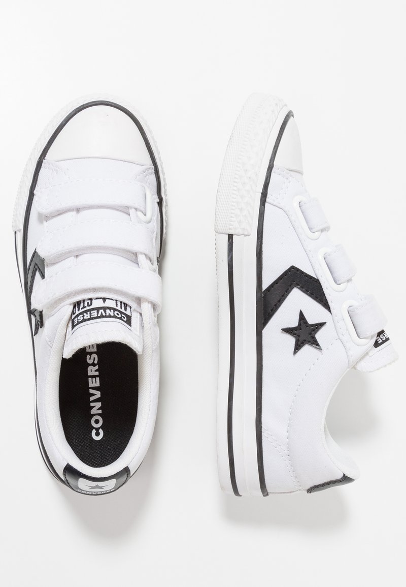 Converse - STAR PLAYER OX - Sneakers laag - white/black