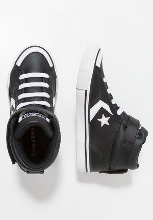 PRO BLAZE STRAP - Sneakers high - black/white