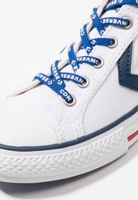 Converse - STAR PLAYER - Joggesko - white/navy/gym red - 2