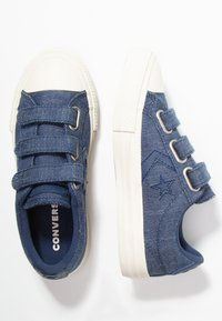 Converse - STAR PLAYER - Sneakers basse - navy/egret/brown - 1