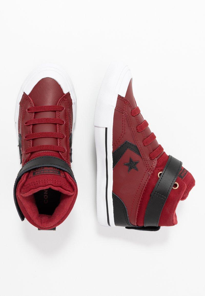 Converse - PRO BLAZE STRAP MARTIAN - Sneakers high - back alley brick/el dorado