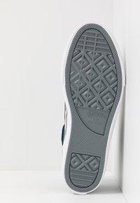 Converse - PRO BLAZE STRAP MARTIAN - Sneakers high - navy/black/cool grey - 4
