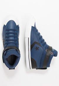 Converse - PRO BLAZE STRAP MARTIAN - Sneakers high - navy/black/cool grey - 1