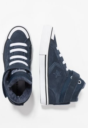 PRO BLAZE STRAP SPACE RIDE - Sneakers high - obsidian/wolf grey/white