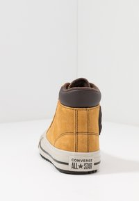 Converse - CHUCK TAYLOR ALL STAR BOOTS ON MARS - Sneakers alte - wheat/pale wheat/birch bark - 4