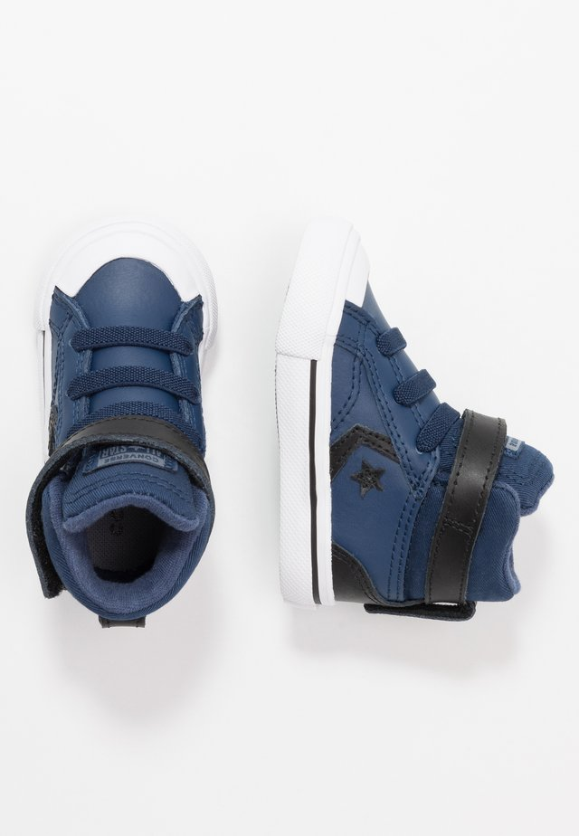 PRO BLAZE STRAP MARTIAN - Sneakers hoog - navy/black/cool grey