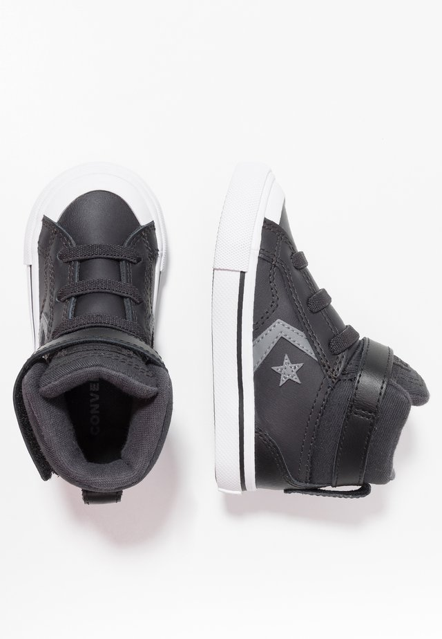 PRO BLAZE STRAP MARTIAN - High-top trainers - almost black/black/mason