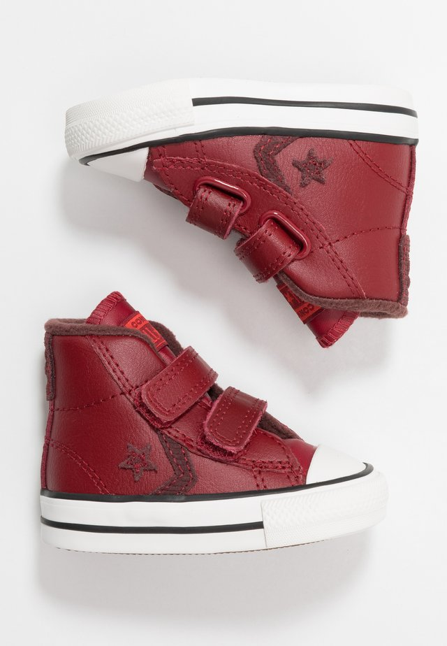 STAR PLAYER ASTEROID MID - Babyschoenen - back alley brick/el dorado