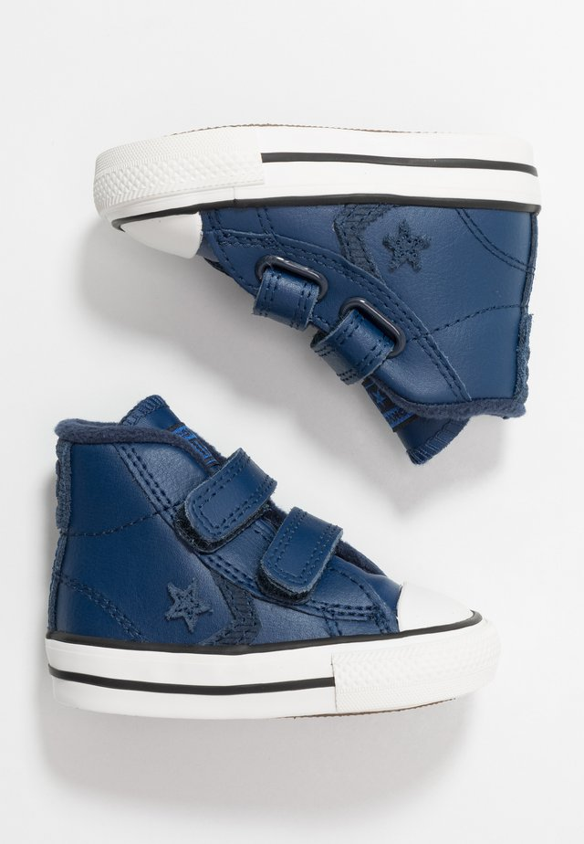 STAR PLAYER ASTEROID MID - Babyschoenen - navy/obsidian/blue
