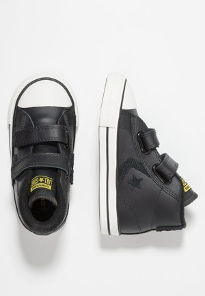 STAR PLAYER ASTEROID MID - Chaussures premiers pas - almost black/black