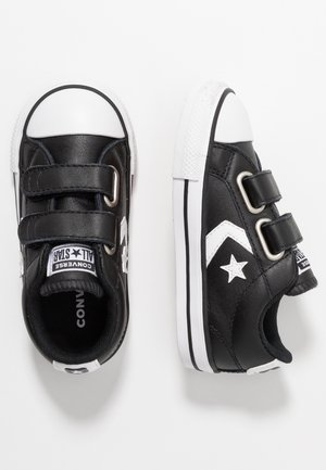STAR PLAYER - Sneakers - black/white