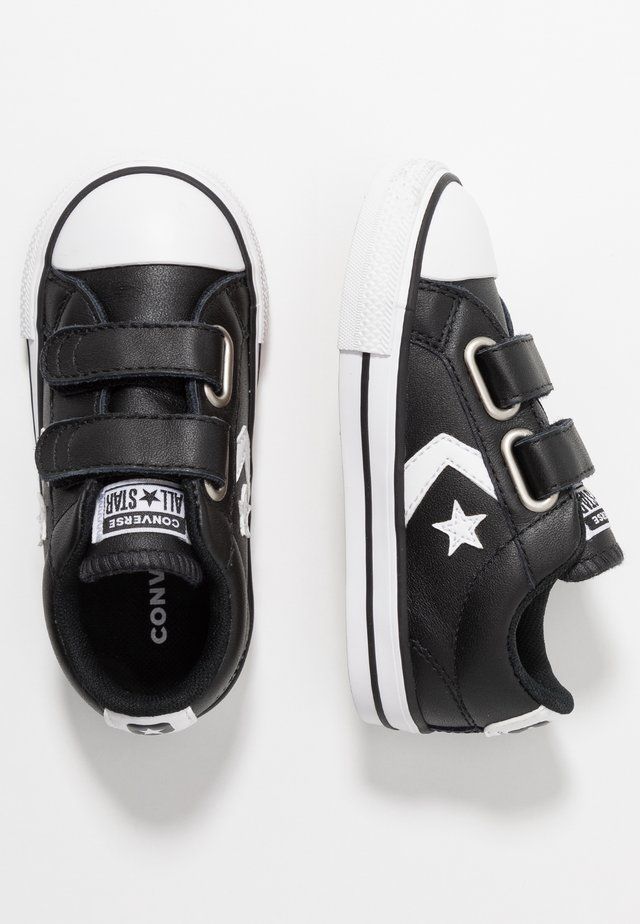 STAR PLAYER - Sneaker low - black/white