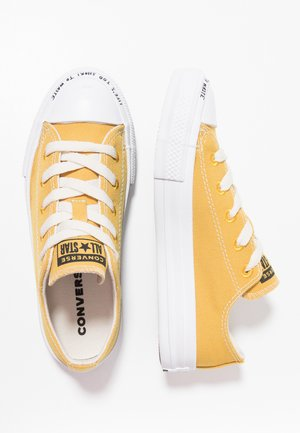 CHUCK TAYLOR ALL STAR RENEW - Tenisky - gold dart/natural/white