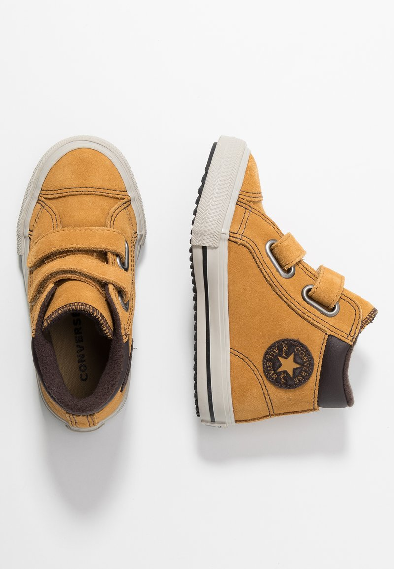 Converse - CHUCK TAYLOR ALL STAR ON MARS - Sneakers alte - wheat/pale wheat/birch bark