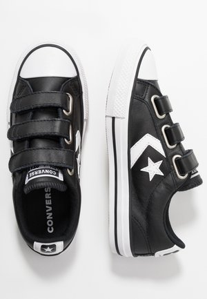 STAR PLAYER - Sneakers laag - black/white