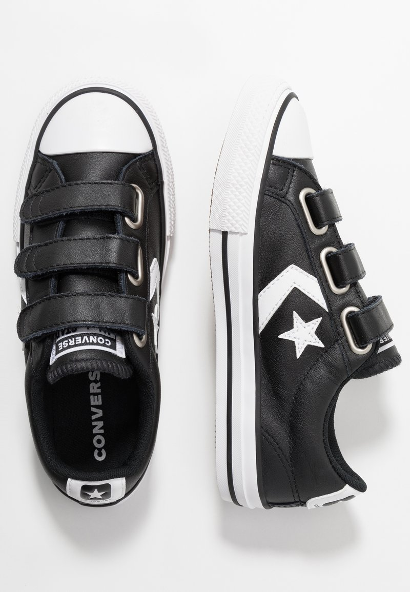 Converse - STAR PLAYER - Sneakers - black/white