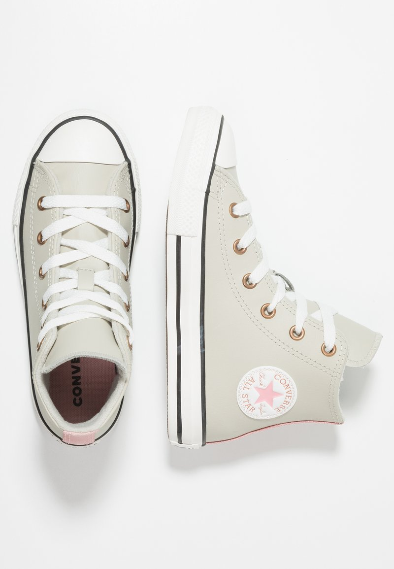 Converse - CHUCK TAYLOR ALL STAR MISSION  - Sneaker high - birch bark/coastal pink