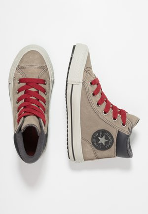 CHUCK TAYLOR ALL STAR ON MARS - Sneakers alte - mason taupe/back alley brick