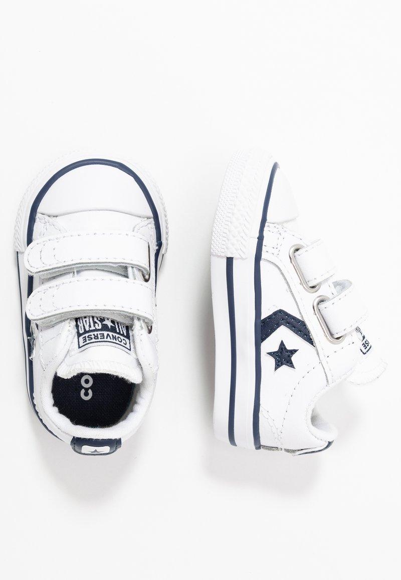 Converse - STAR PLAYER - Tenisky - white/navy