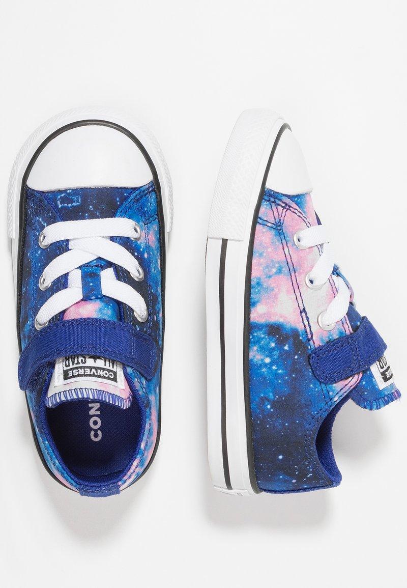 Converse - CHUCK TAYLOR ALL STAR MISS GALAXY PRINT  - Trainers - lapis blue/coastal pink/white