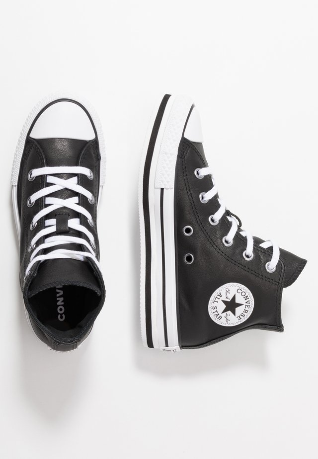 CHUCK TAYLOR ALL STAR PLATFORM - Zapatillas altas - black/white