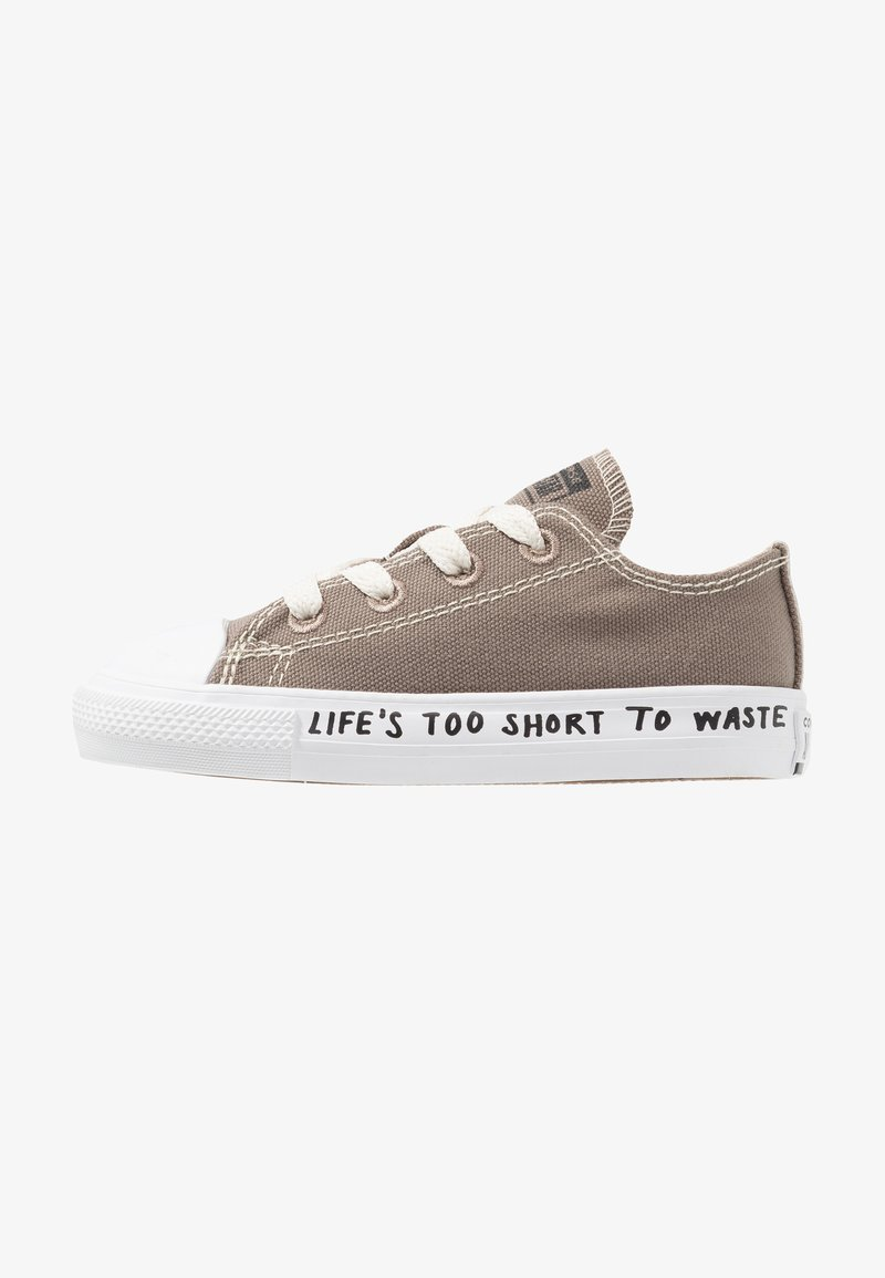 Converse - CHUCK TAYLOR ALL STAR RENEW - Sneaker low - mason taupe/natural/white