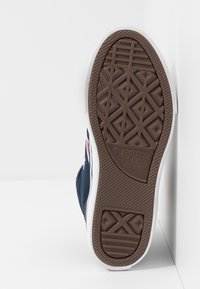 Converse - PRO BLAZE STRAP EMBROIDERED - Zapatillas altas - obsidian/university red/white - 5