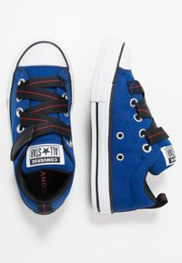 Converse - CHUCK TAYLOR ALL STAR Z-STREET - Baskets basses - rush blue/university red/white - 0