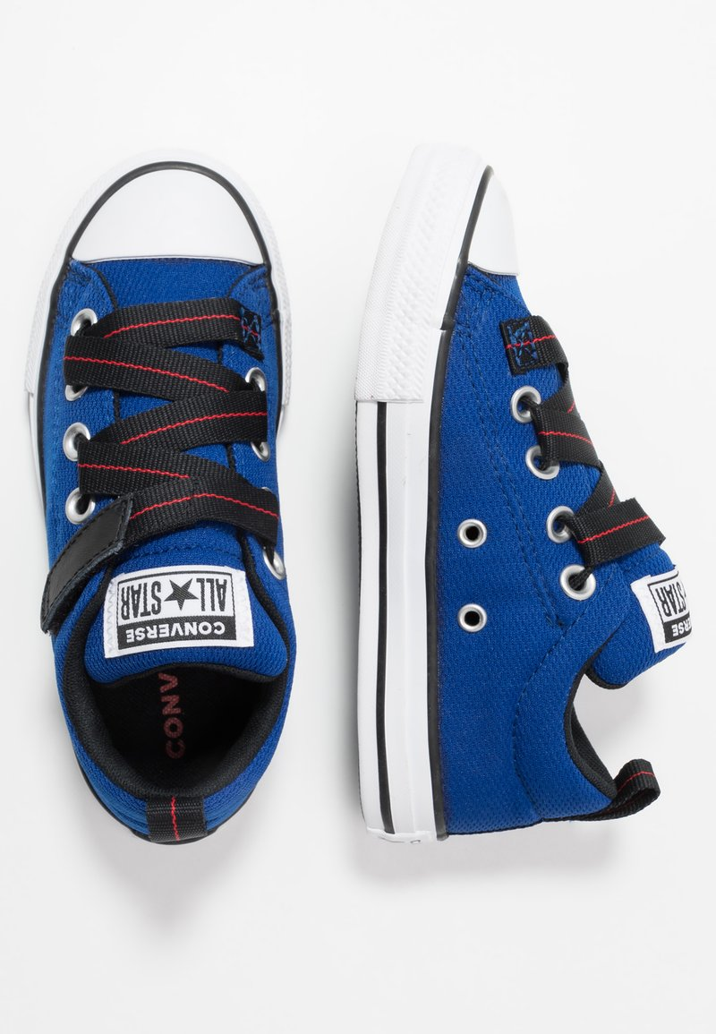 Converse - CHUCK TAYLOR ALL STAR Z-STREET - Baskets basses - rush blue/university red/white