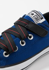 Converse - CHUCK TAYLOR ALL STAR Z-STREET - Baskets basses - rush blue/university red/white - 2