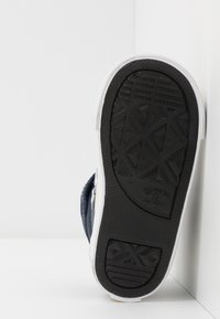 Converse - PRO BLAZE STRAP VARSITY - Sneakers hoog - obsidian/amarillo/white - 5