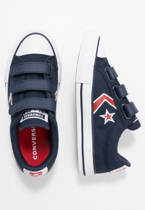 STAR PLAYER EMBROIDERED - Joggesko - obsidian/university red/white