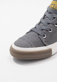 Converse - CHUCK TAYLOR ALL STAR OLLIE TRANSLUCENT MID - Zapatillas altas - mason/blue slate/amarillo - 2