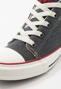 Converse - CHUCK TAYLOR ALL STAR OLLIE - Sneakers hoog - dolphin/black/champagne tan - 2