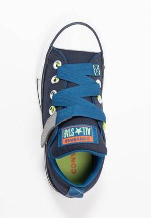 CHUCK TAYLOR ALL STAR Z-STREET - Sneakers basse - obsidian/court blue/white