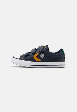 STAR PLAYER  - Sneaker low - obsidian/midnight clover/saffron yellow
