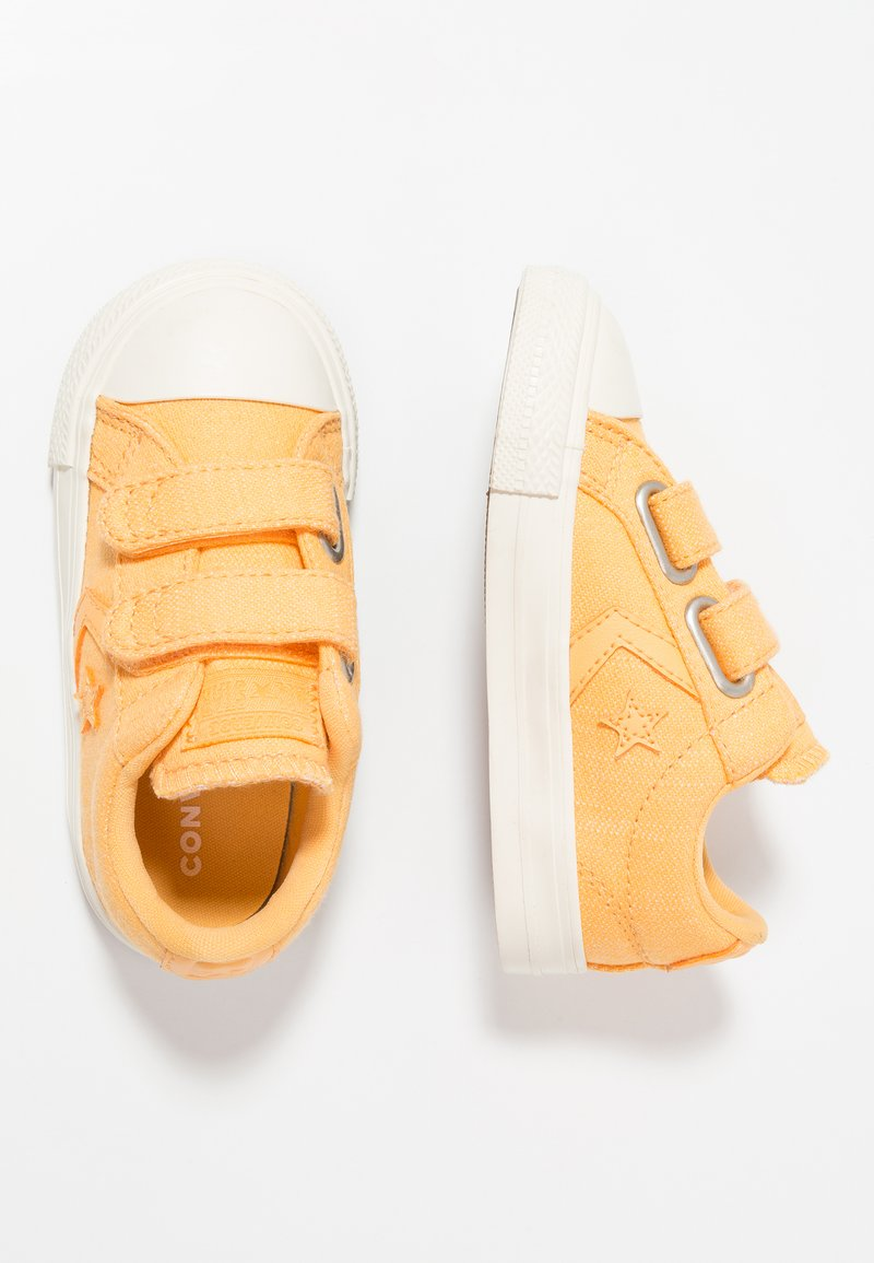 Converse - STAR PLAYER - Sneaker low - melon baller/egret/brown