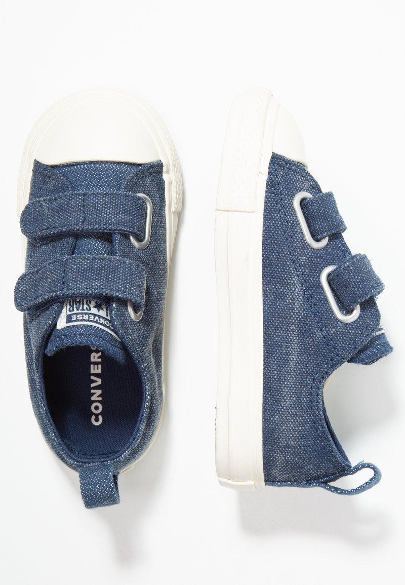 Converse - CHUCK TAYLOR ALL STAR - Babyschoenen - navy/egret