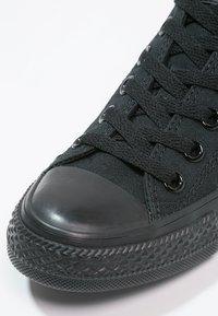 Converse - CHUCK TAYLOR ALL STAR OX - Joggesko - black - 5