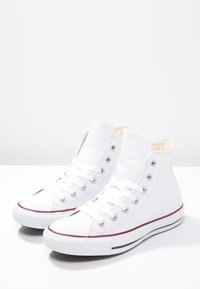 Converse - CHUCK TAYLOR ALL STAR HI - Sneakers high - white - 2