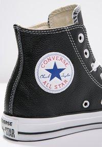 Converse - CHUCK TAYLOR ALL STAR HI - Zapatillas altas - black - 5