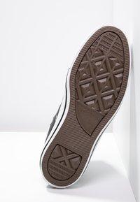 Converse - CHUCK TAYLOR ALL STAR HI - Zapatillas altas - black - 4