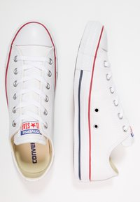 Converse - CHUCK TAYLOR ALL STAR OX - Tenisky - white - 1
