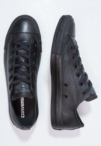 Converse - CHUCK TAYLOR ALL STAR OX - Trainers - black - 1